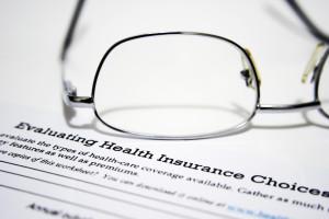 Evaluation health insurance
